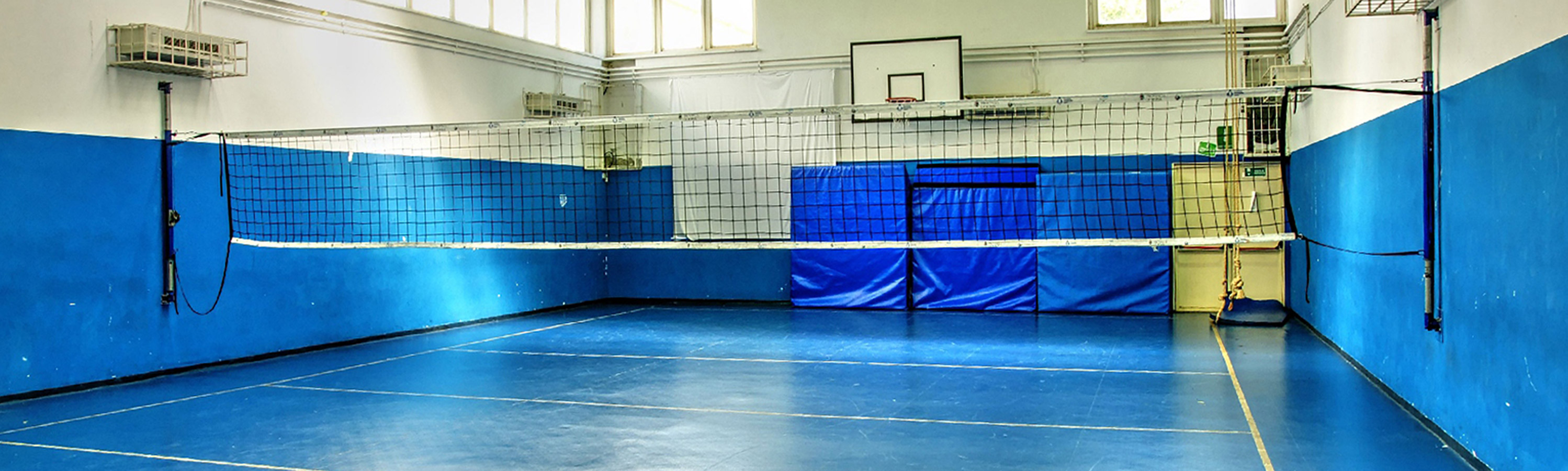 Palestra, Volley, Basket